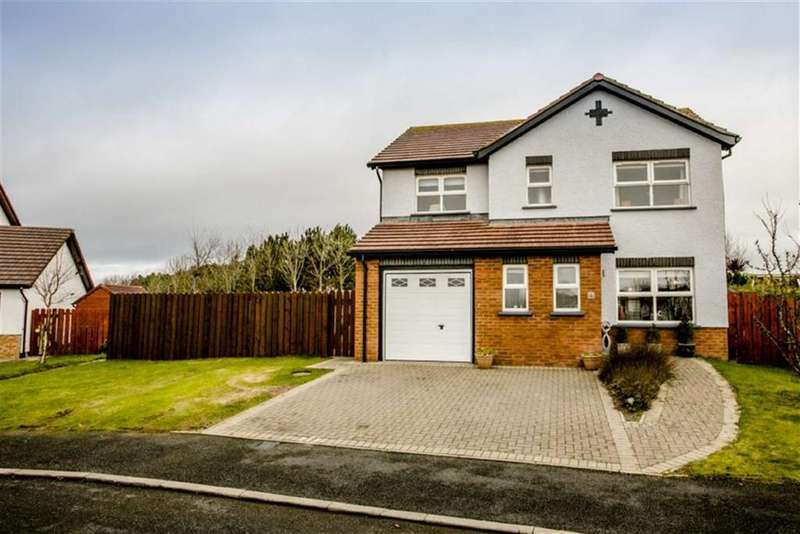 4 Bedrooms Detached House for sale in Maple Avenue, Peel, Isle of Man