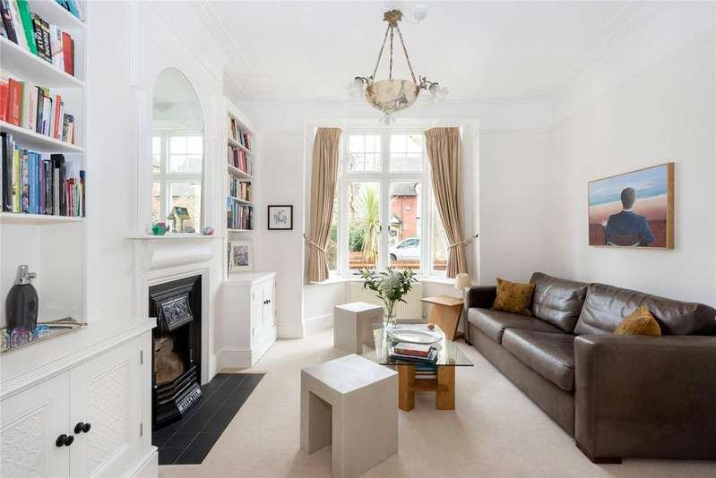 3 Bedrooms Terraced House for sale in Woodstock Road, Chiswick, London