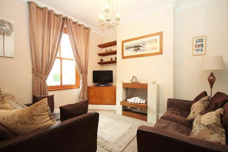 4 Bedrooms Terraced House for sale in 105 Chapel Street, Dalton-In-Furness