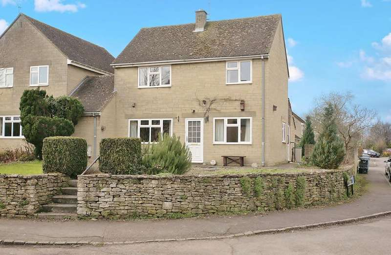 3 Bedrooms Link Detached House for sale in High Street, Milton-Under-Wychwood, Oxfordshire, Milton-Under-Wychwood OX7