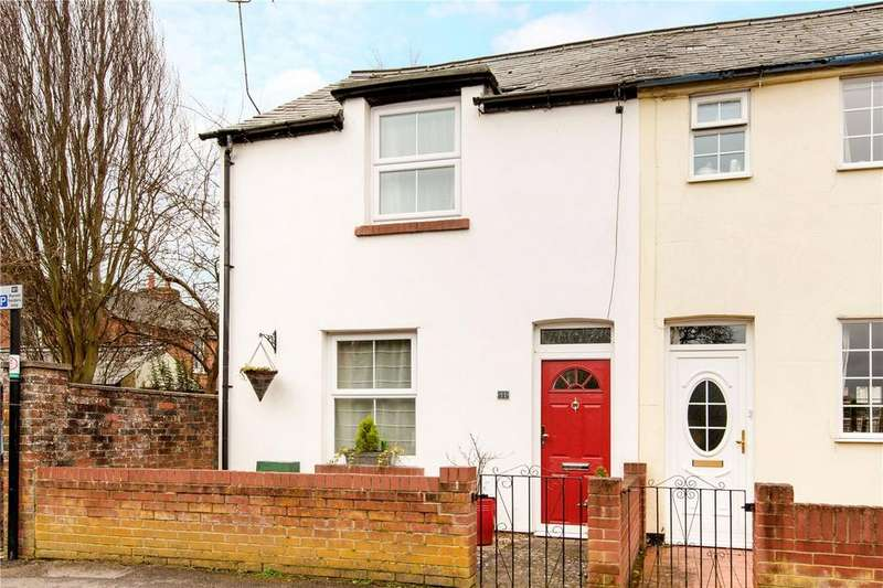 2 Bedrooms End Of Terrace House for sale in Blenheim Road, Newbury, Berkshire, RG14