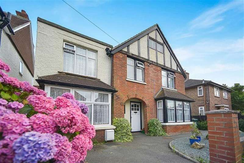 5 Bedrooms Detached House for sale in Hove