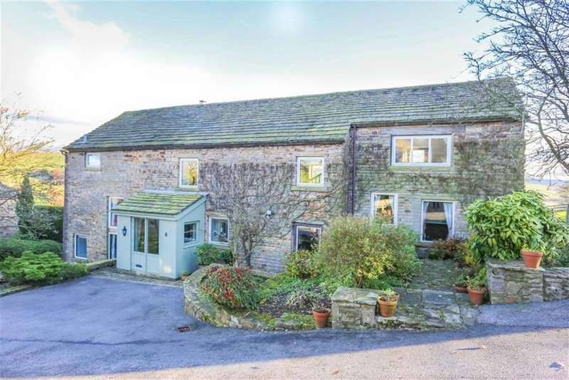 5 Bedrooms Detached House for sale in Briargrove Road, High Peak, Derbyshire