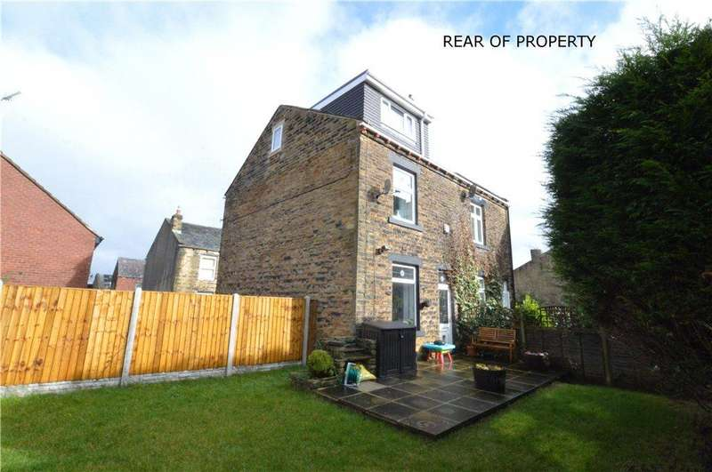 4 Bedrooms Semi Detached House for sale in Bertha Street, Farsley, Pudsey, West Yorkshire
