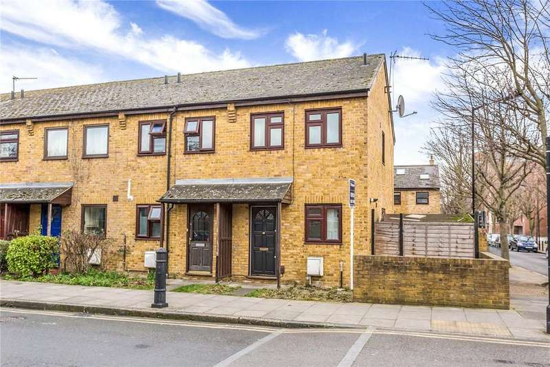 2 Bedrooms End Of Terrace House for sale in Deal Street, London, E1