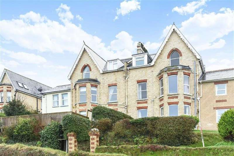 7 Bedrooms Semi Detached House for sale in Chambercombe Park Road, Ilfracombe, Devon, EX34