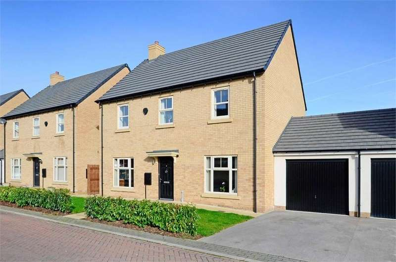 4 Bedrooms Detached House for sale in Glencrest Way, Wath-upon-Dearne, ROTHERHAM, South Yorkshire
