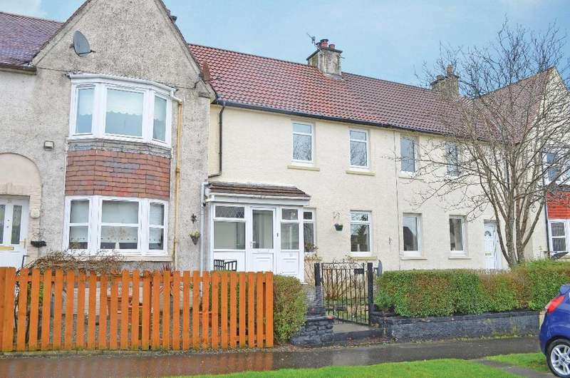 3 Bedrooms Terraced House for sale in Townhead Road, Helensburgh, Argyll Bute, G84 7LX