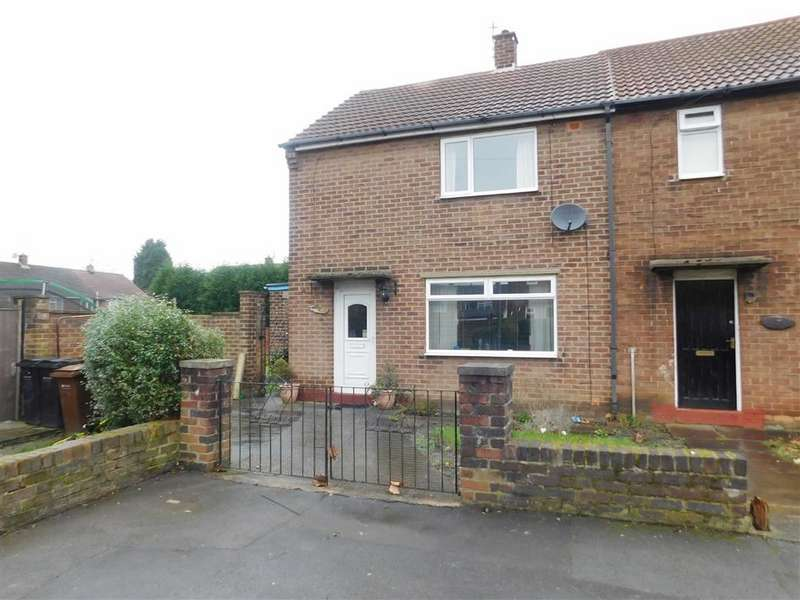 2 Bedrooms Property for sale in Trent Close, Brinnington, Stockport