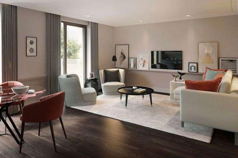 1 Bedroom Flat for sale in Jewellery Quarter