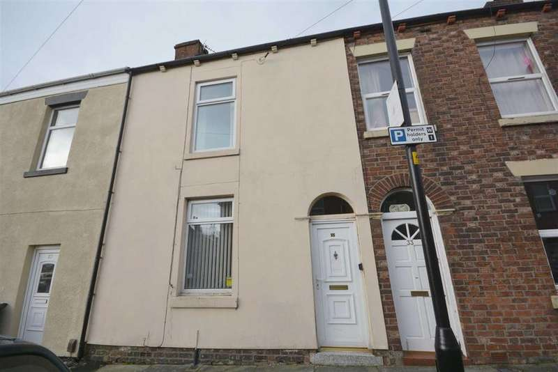 2 Bedrooms Terraced House for sale in Charles Street, Swinley, Wigan, WN1