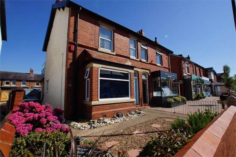 2 Bedrooms Maisonette Flat for sale in Woodlands Road, Ansdell, Lancashire