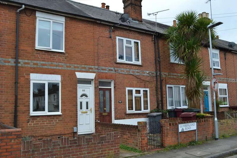 3 Bedrooms Terraced House for sale in Cumberland Road, Reading RG1