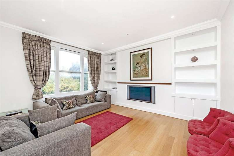 3 Bedrooms Flat for sale in Elm Park Gardens, London, SW10