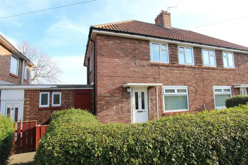 2 Bedrooms End Of Terrace House for sale in Carisbrooke Avenue, Thorntree