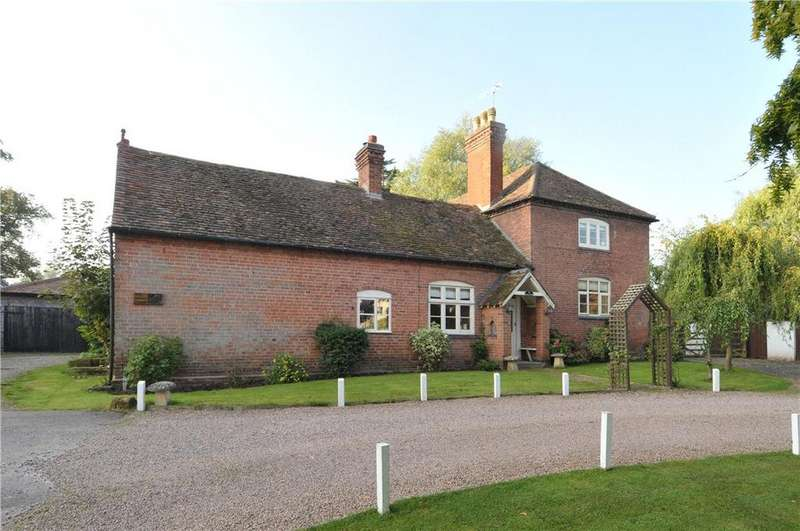 4 Bedrooms Detached House for sale in Kenswick Manor, Kenswick, Worcestershire, WR2