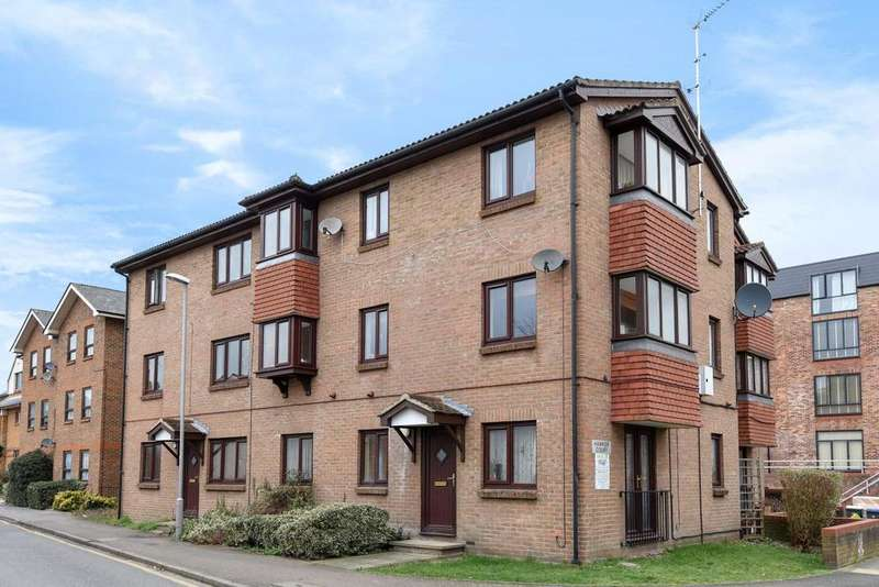 1 Bedroom Flat for sale in Church Road, Kingston upon Thames, KT1