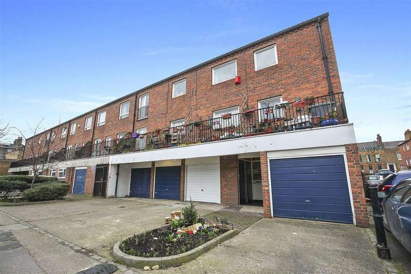 2 Bedrooms Flat for sale in Mary Ann Gardens, London, SE8
