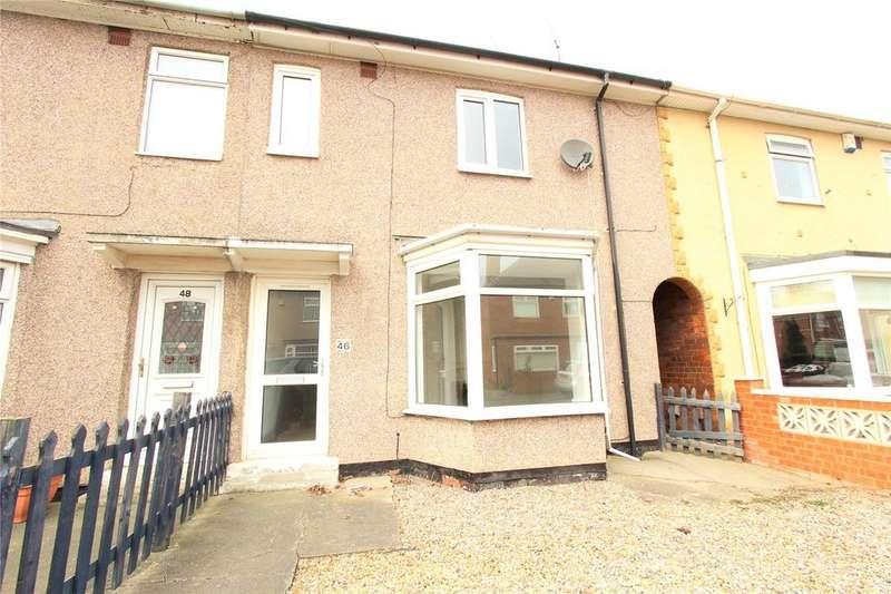 3 Bedrooms Terraced House for sale in Bedford Terrace, Cowpen Estate