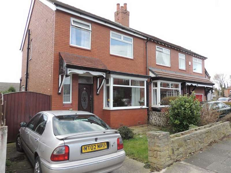 3 Bedrooms Property for sale in Bonis Crescent, Great Moor, Stockport