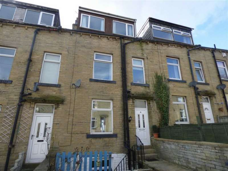 3 Bedrooms Property for sale in Grove Street, Sowerby Bridge, HALIFAX, West Yorkshire, HX6