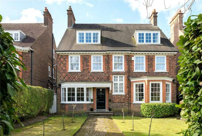 7 Bedrooms Detached House for sale in Woodfield Road, London,