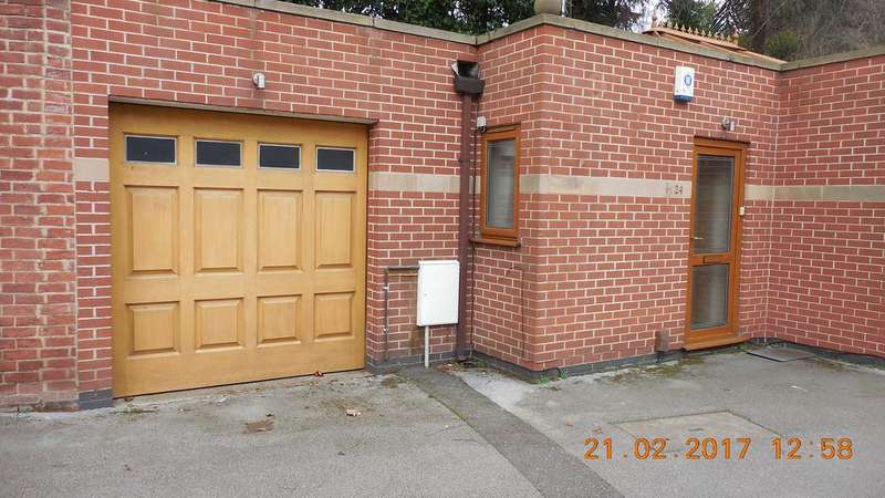 2 Bedrooms Detached Bungalow for rent in The Park, Nottingham NG7