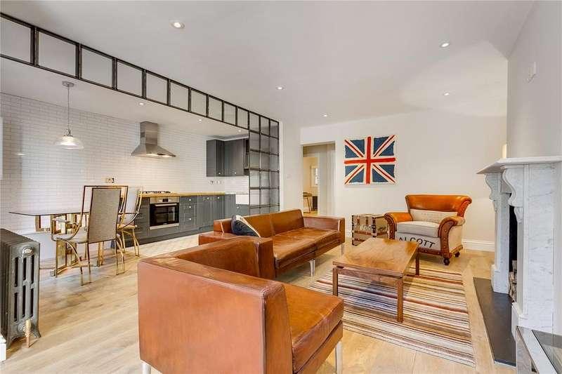 2 Bedrooms Flat for sale in Leathwaite Road, Battersea, London
