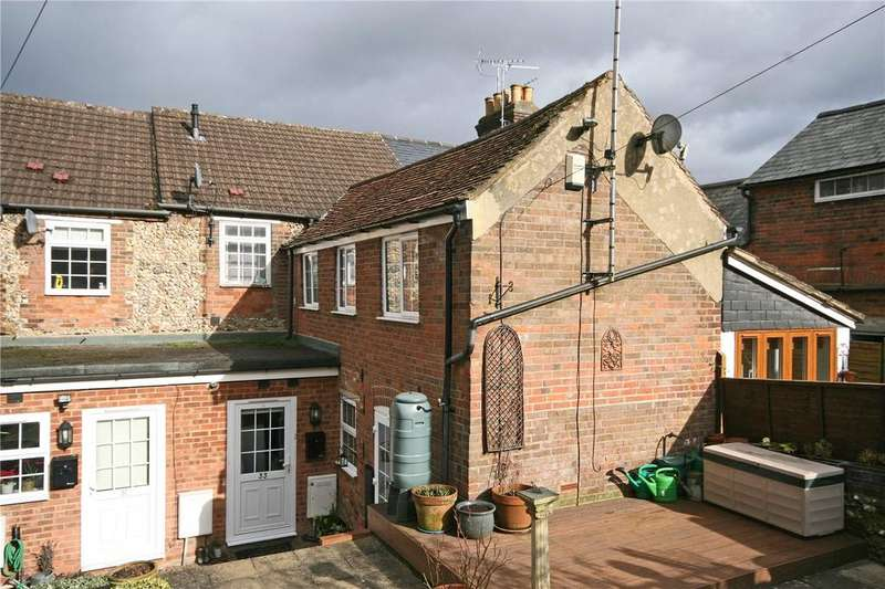 1 Bedroom Terraced House for sale in Cleveland Road, Markyate, Herts