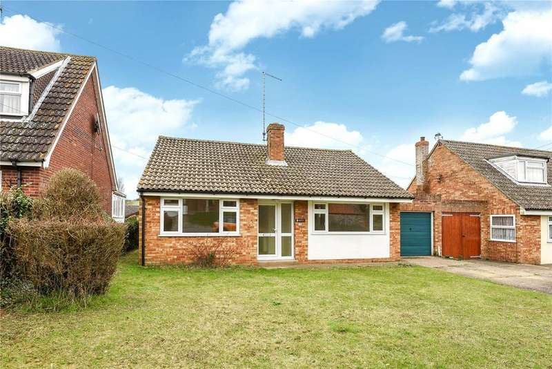 2 Bedrooms Detached Bungalow for sale in Chippenham Road, Moulton, Newmarket, Suffolk, CB8