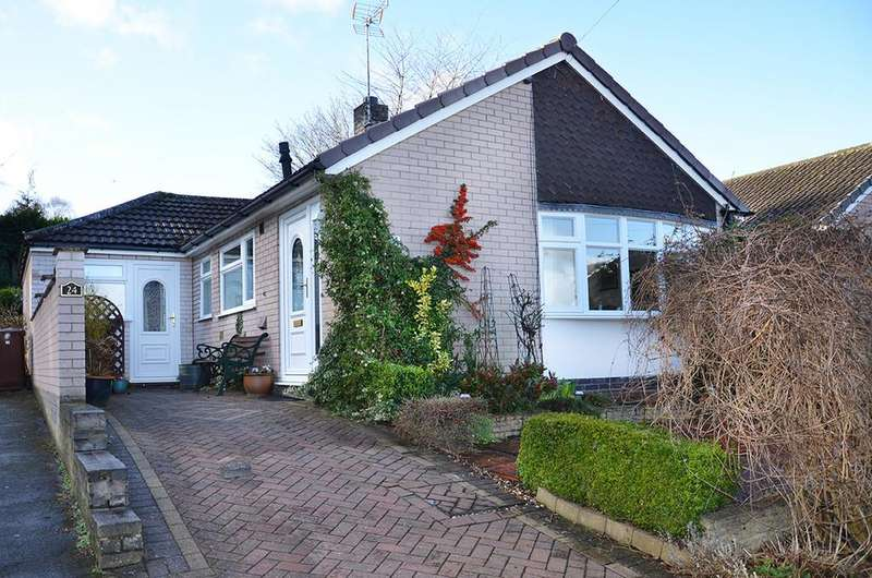 3 Bedrooms Detached Bungalow for sale in Riders Way, Etchinghill