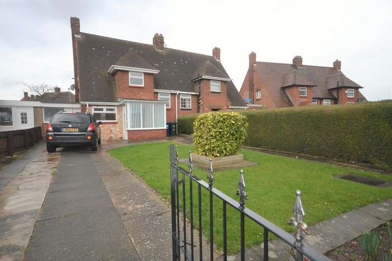 3 Bedrooms Semi Detached House for sale in Conistion Avenue, Redcar TS10
