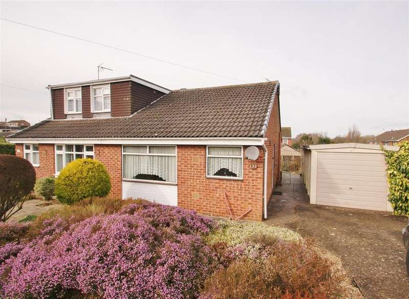 1 Bedroom Semi Detached Bungalow for sale in Featherbed Lane, Rugby