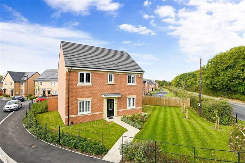 4 Bedrooms Detached House for sale in Oak Drive, Harrogate, North Yorkshire