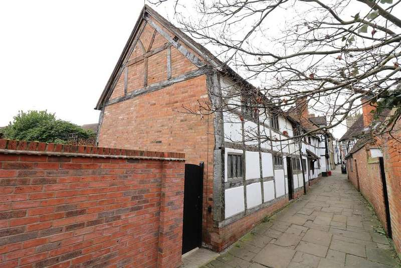 2 Bedrooms Cottage House for sale in Castle Street, Warwick