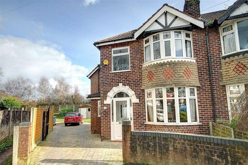 4 Bedrooms Semi Detached House for sale in Buckingham Grove, Timperley, Cheshire