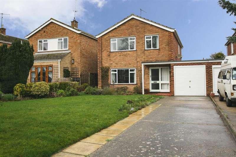 3 Bedrooms Detached House for sale in Westholme Close, Woodbridge