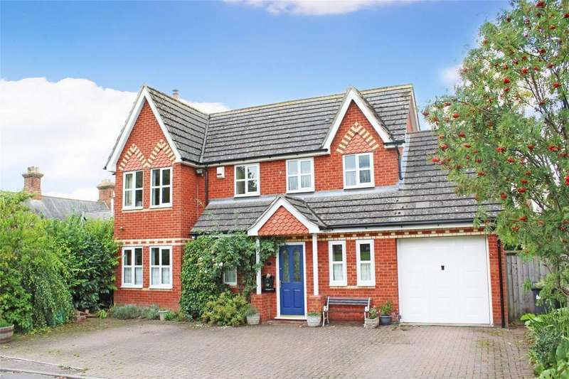 4 Bedrooms Detached House for sale in Park Lane, Henlow, Bedfordshire