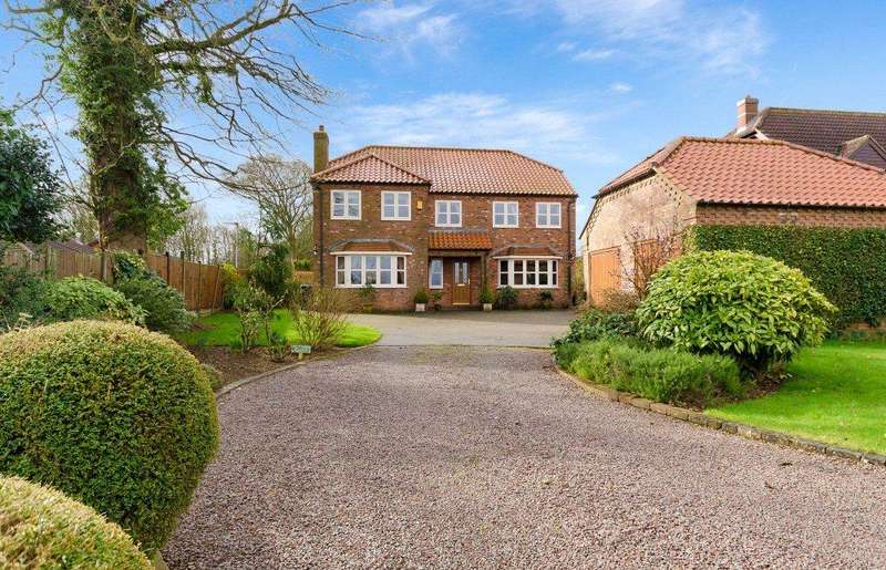 4 Bedrooms Detached House for sale in Lincoln Road, Branston, Lincoln, LN4