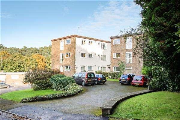 2 Bedrooms Apartment Flat for sale in Hurstmere House, Hurstmere Close, Grayshott