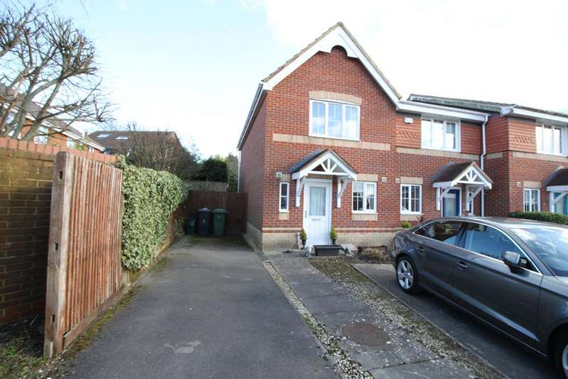 2 Bedrooms End Of Terrace House for sale in Micheldever Gardens, Whitchurch RG28