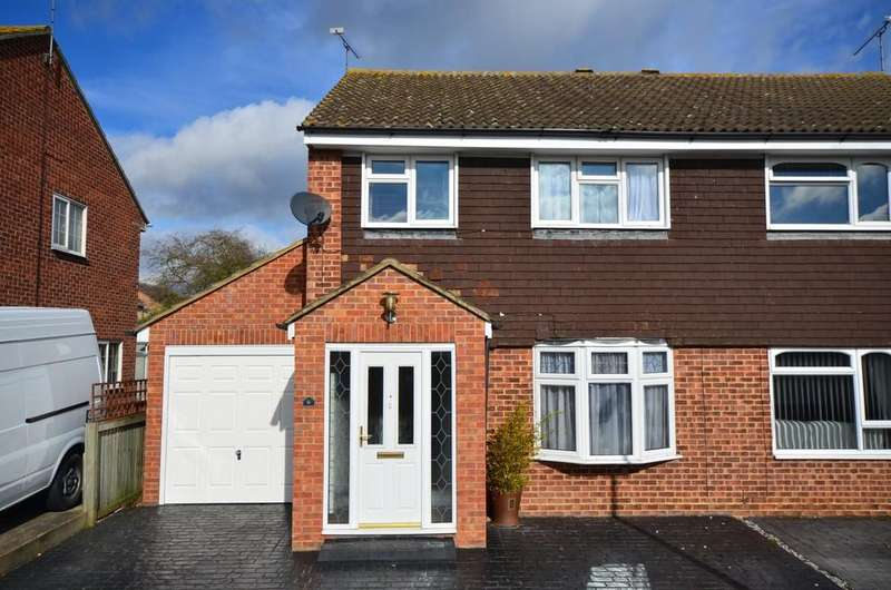 3 Bedrooms Semi Detached House for sale in Kinloch Chase, Witham