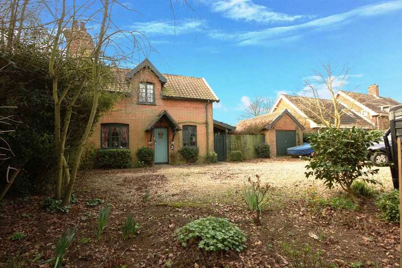 3 Bedrooms Cottage House for sale in Main Road, Woolverstone