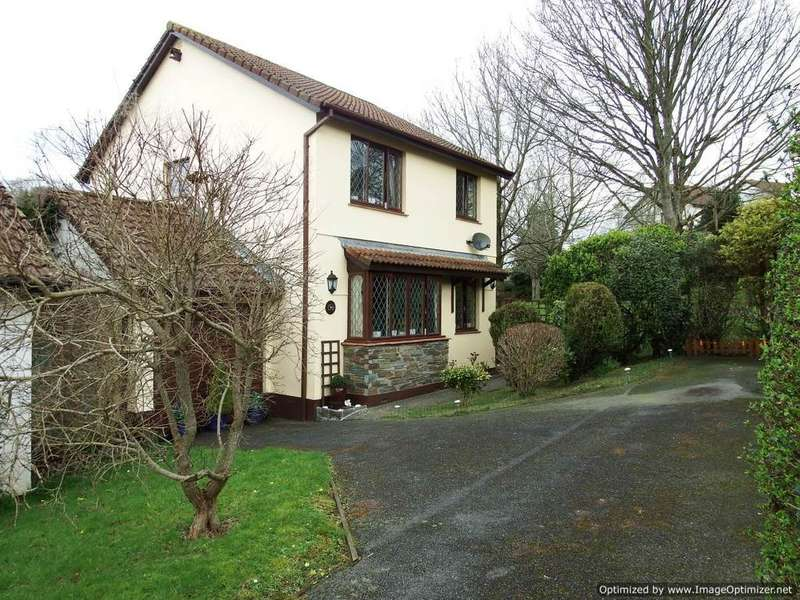 4 Bedrooms Detached House for sale in Woodland Close, Barnstaple