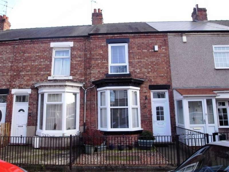 2 Bedrooms Terraced House for sale in Lodge Street, Darlington