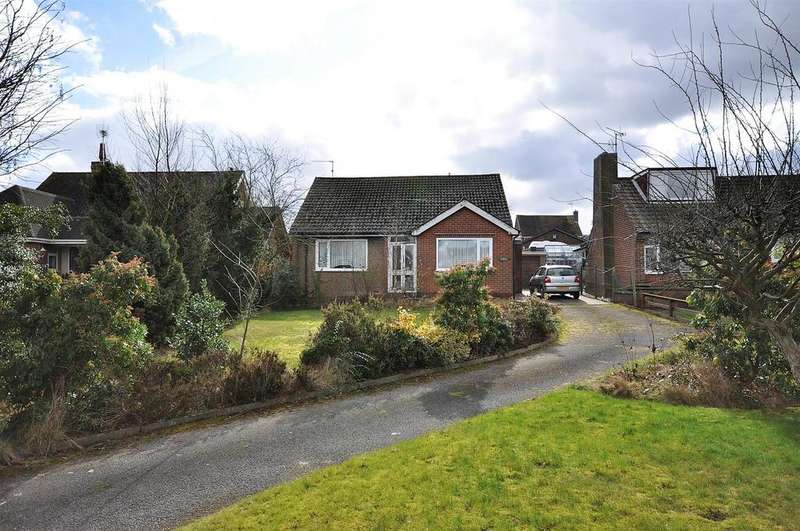 3 Bedrooms Detached Bungalow for sale in Main Road, Ravenshead