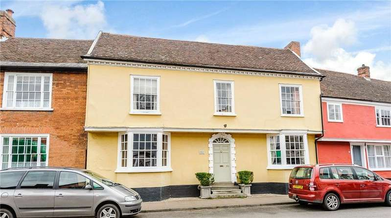 5 Bedrooms Terraced House for sale in High Street, Hadleigh, Ipswich, Suffolk, IP7