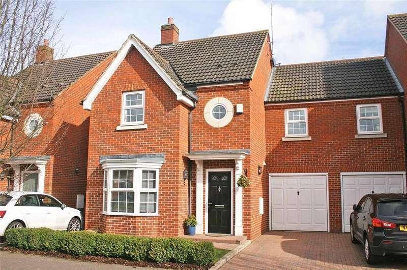 4 Bedrooms Link Detached House for sale in Langstone Ley, Welwyn Garden City, Hertfordshire