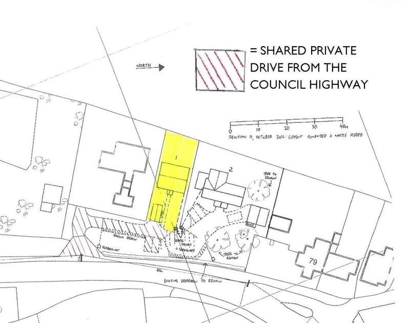 Plot Commercial for sale in The Green, Lyneham, Chippenham, Wiltshire