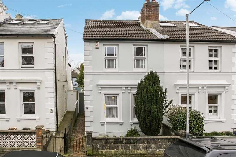 2 Bedrooms Semi Detached House for sale in Culverden Down, Tunbridge Wells